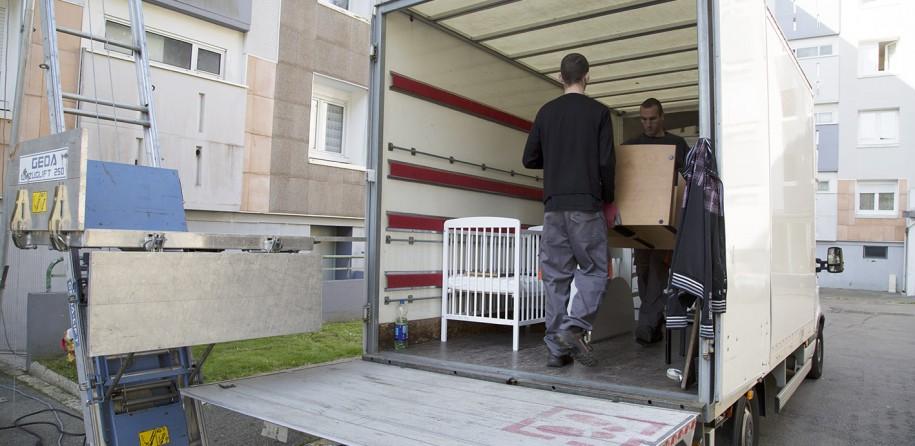Entreprise de déménagement Brest Quimper