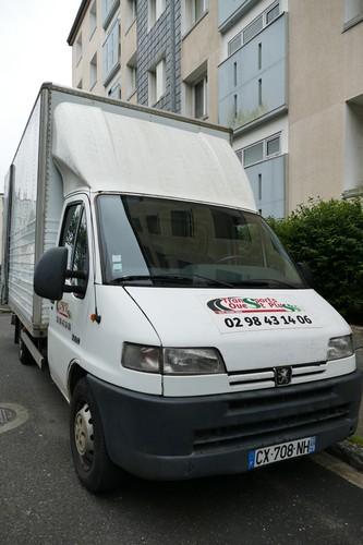 transports petits volumes Finistère