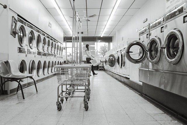 Tournées de collecte de linge pour blanchisserie