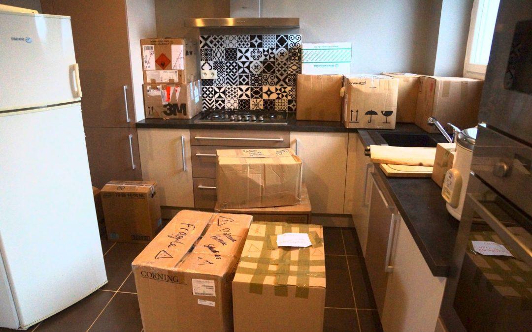Déménagement de particuliers de Brest à Plouzané et remontage de meubles anciens