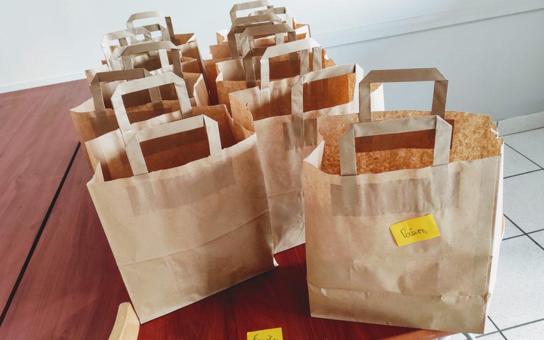 Services de livraison de plateaux repas en entreprise à Brest